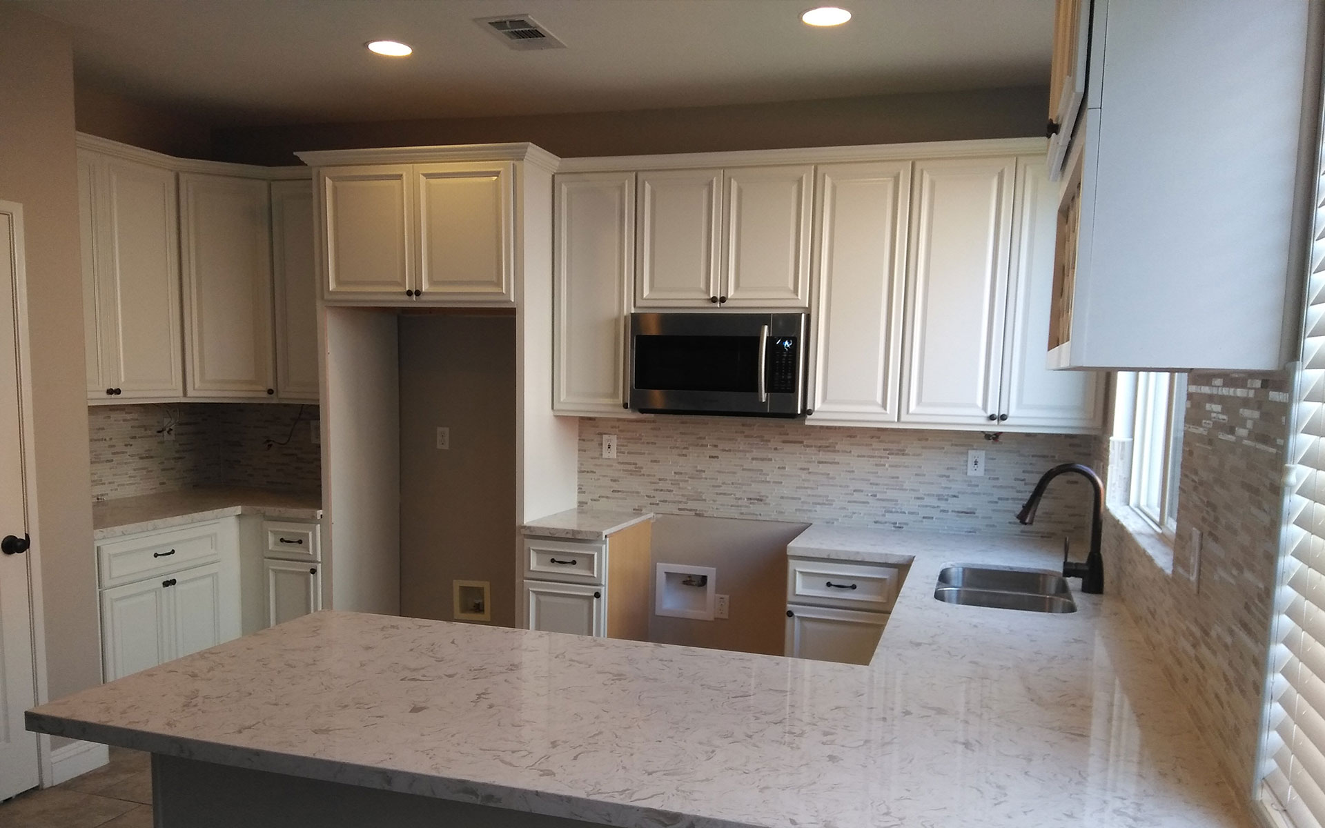 General Contractor, Corona Kitchen Remodeling